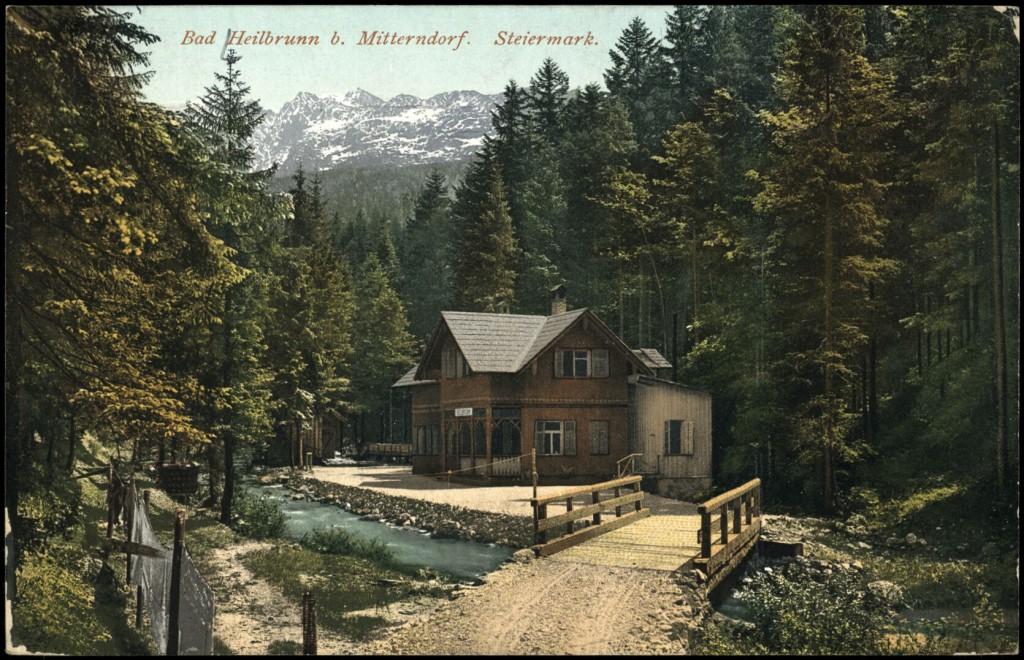 """Danach wurde """"Bad Mitterndorf"""" benannt."""