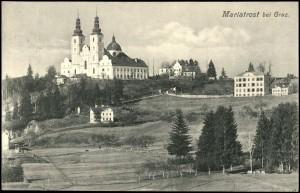 Mariatrost bei Graz