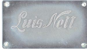 Ein echter Luis, dieser Nell