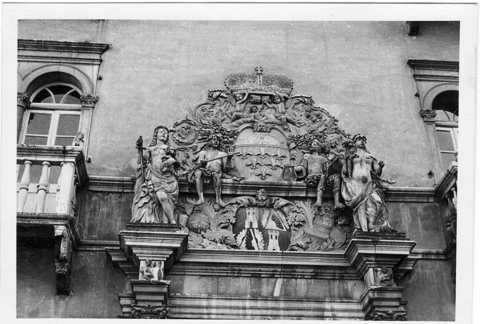 Das muss das Wappen des Schlosses Porcia in Kärnten sein.