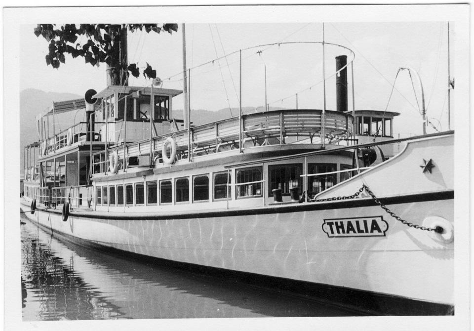 """Die """"Thalia"""" von damals. Hat mich auch sehr beeindruckt..."""