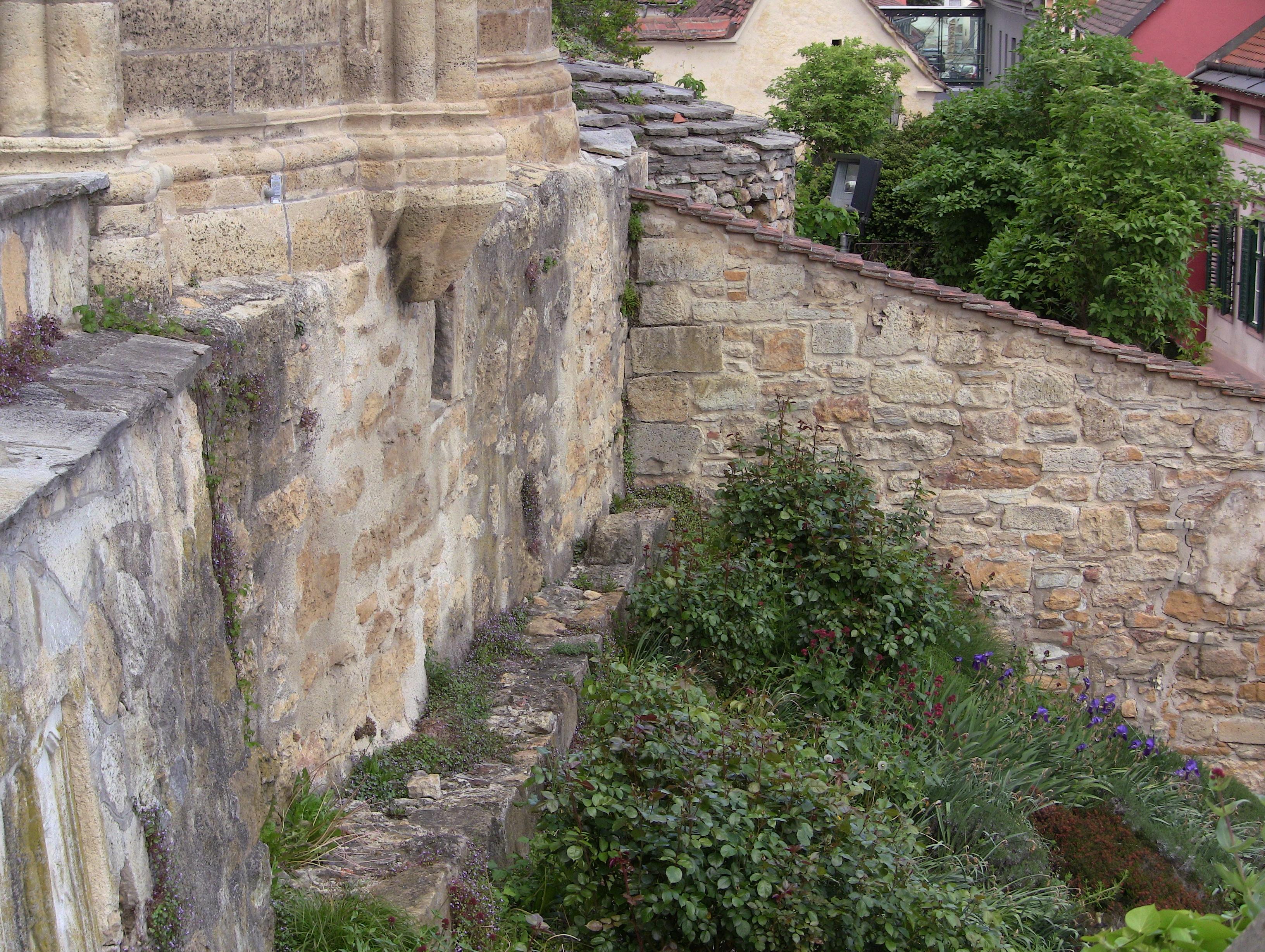 Karner Grundmauern