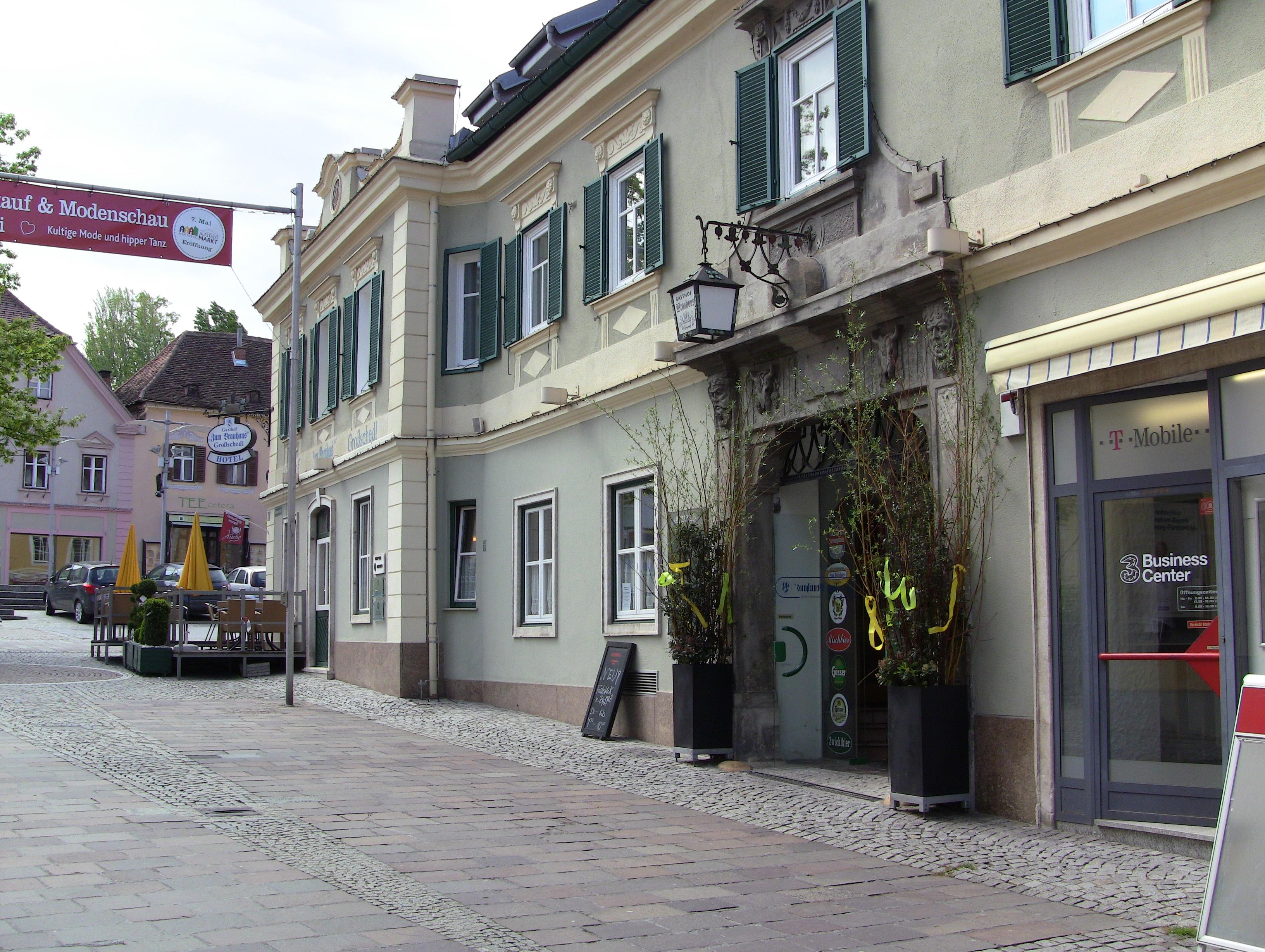 Das Brauhaus in Hartberg