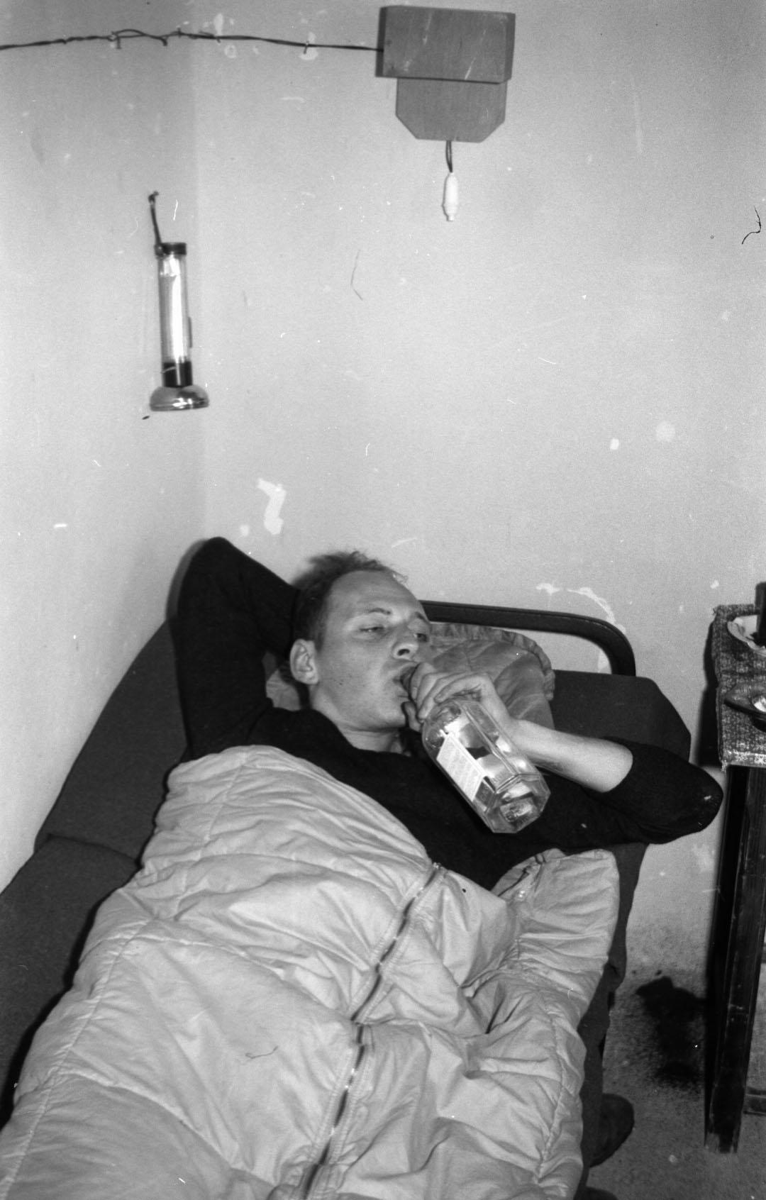 Der trinkende Heinrich