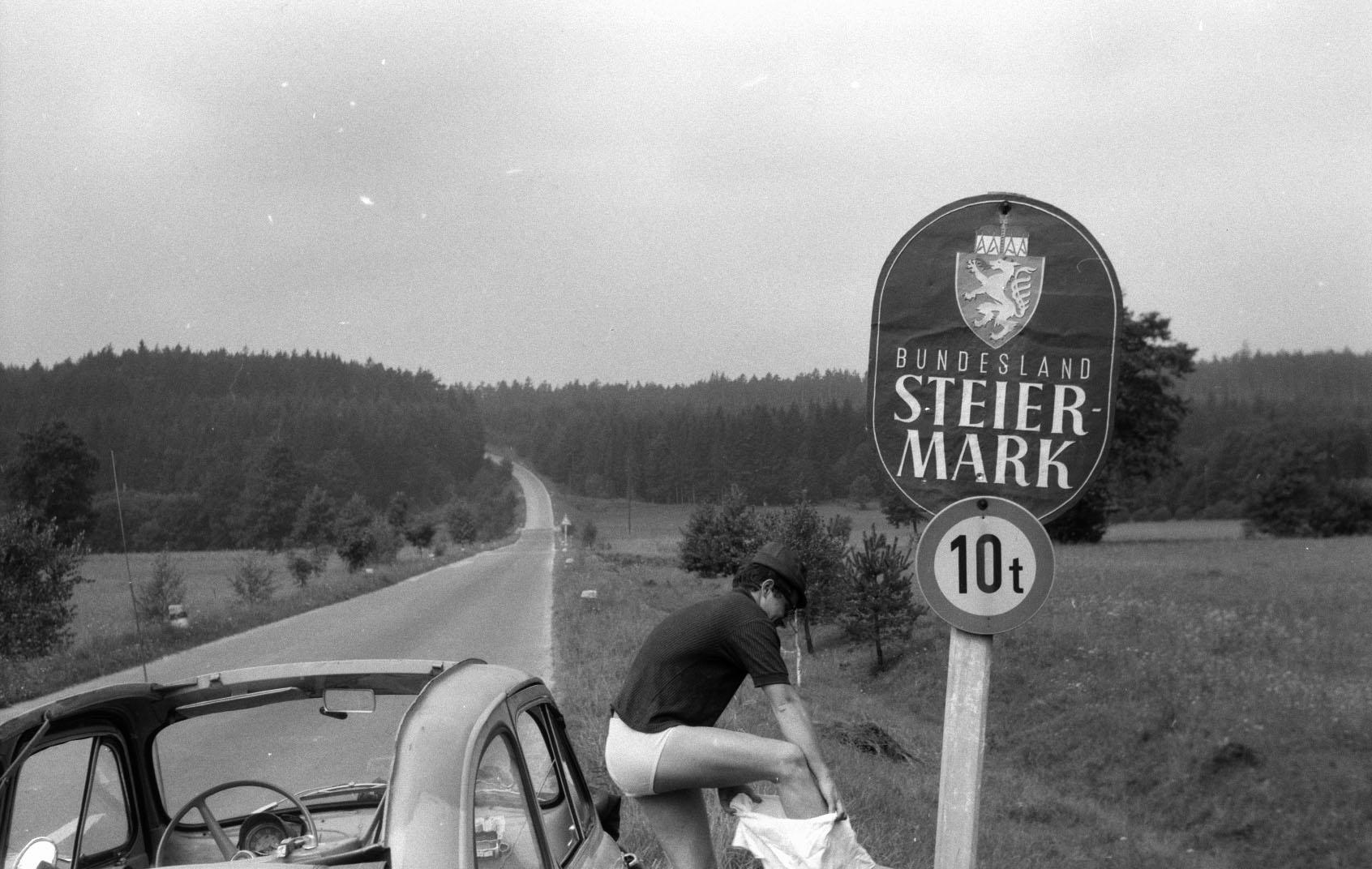An der Grenze zum Burgenland