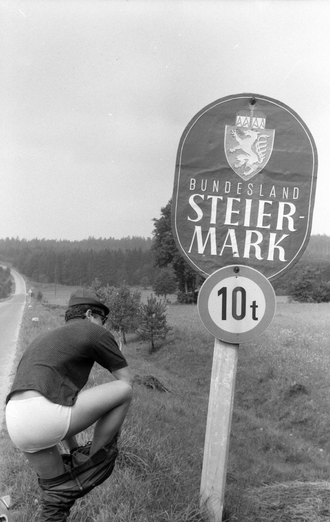 Wir verlassen die Steiermark