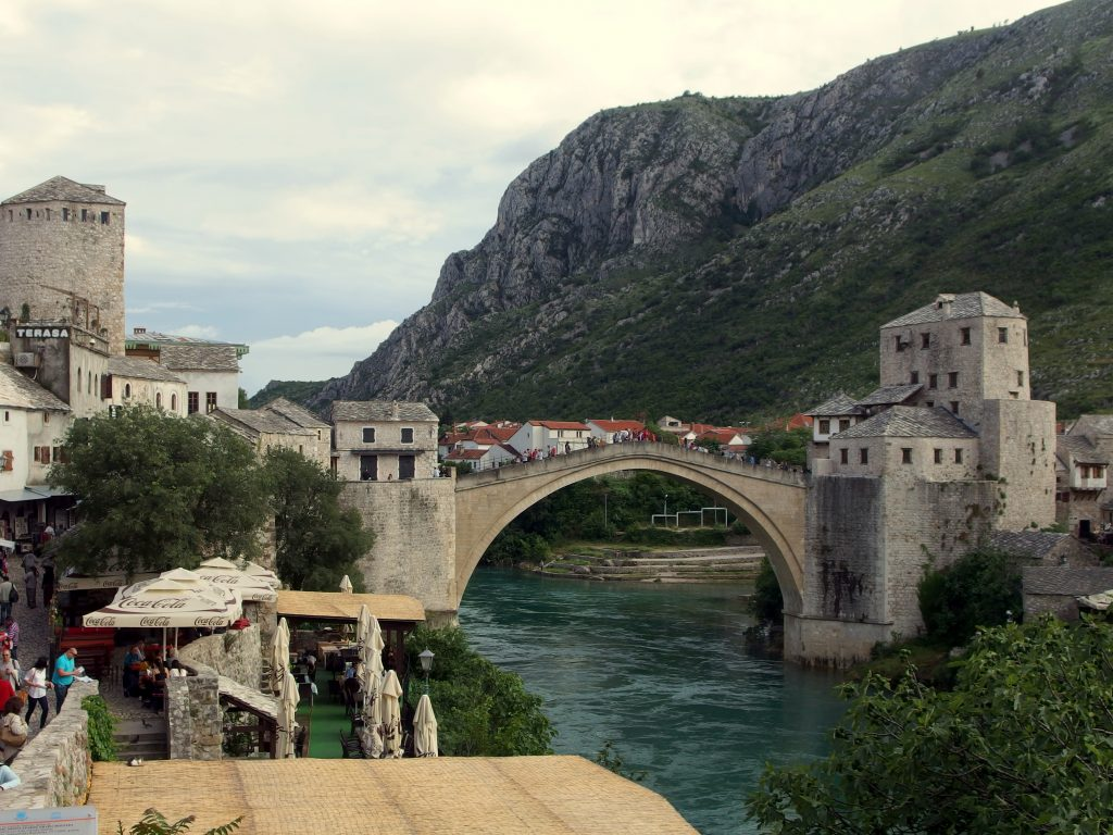 """Stari Most"" in Mostar, Bosnien-Herzegowina"