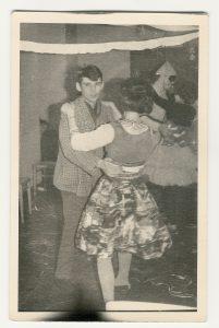 Volkstanzkurs 1952