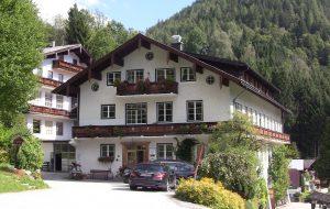 Der neue Lodenwalker knapp vor der Ramsau in der Steiermarku