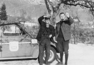Olympische Spiele 1964 und VW