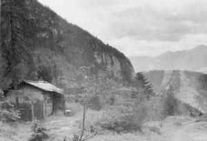 Der Ort des Brennens des begehrten Latschenkieferschnapses.