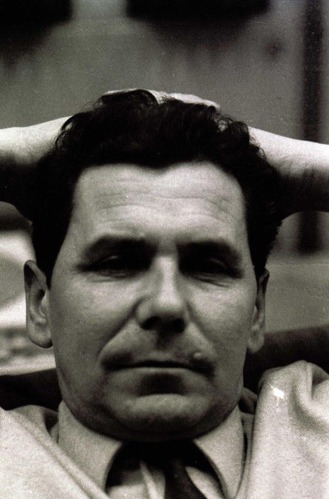 """Ing. Hermann Knes, jener Mann mit dem wir die denkwürdige Stationsmeldung von """"Österreich Regional""""  am Faschingdienstag des Jahres 1968 produziert hatten. Ausgestrahlt wurde diese dann letztlich über den kompletten """"Ring"""" Österreichs."""